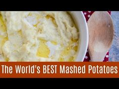 World's Best Creamy Mashed Potatoes Recipe - The Diary of a Real Housewife