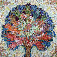 Healing Hands by Erika Pochybova-Johnson