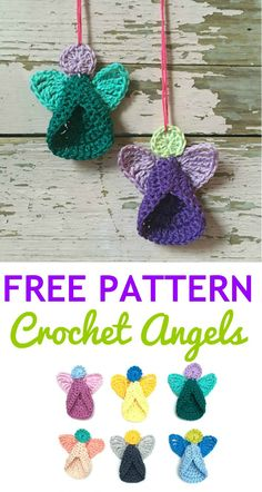Free Crochet Angel Pattern – Atty*s. Free Crochet Angel Pattern – Atty*s.,Häkeln Free Crochet Angel Pattern – Atty*s. Related posts:Quick Gift Slouch Hat Free Crochet Pattern patterns free quick Chunky W. Crochet Christmas Decorations, Christmas Crochet Patterns, Crochet Ornaments, Holiday Crochet, Crochet Gifts, Christmas Crafts, Crochet Angel Pattern, Crochet Angels, Crochet Hearts