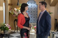 Sam tries to plan the perfect date for Cassie. What can go wrong? Make a date with us on Sundays 9p/8c and watch Good Witch on Hallmark Channel.