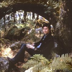 Robert Smithson, Wistman's Wood, 1969. Photographed by Nancy Holt. © Nancy Holt