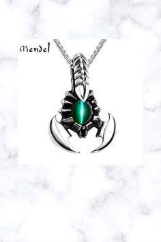 Stainless Steel Scorpion Scorpio Zodiac Pendant Necklace J Hip Hop Movies, Scorpio Zodiac, Native Indian, Fantasy Jewelry, Ancient Civilizations, Scorpion, Jewelry Necklaces, Pendant Necklace, Crystals