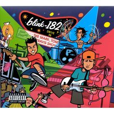 blink-182 - The Mark, Tom & Travis Show: The Enema Strikes Back (Vinyl)