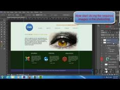 Complete PSD to HTML5 Conversion Tutorial - YouTube