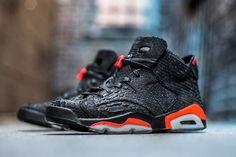 huge discount c13e3 3b115 http   SneakersCartel.com Air Jordan 6  Python Leather  Custom