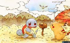 Cute Pokemon wallpaper - 50 Lovely Pokemon Wallpapers  <3 <3