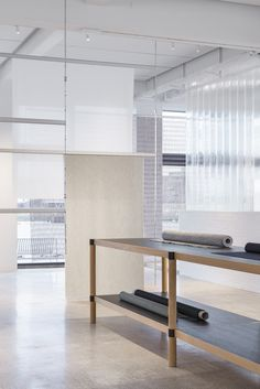 Kvadrat Copenhagen Showroom design by Erwan & Ronan Bouroullec | Photo by Michel Giesbrecht & Studio Bouroullec