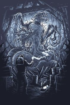 'Trust's a tough thing to come by these days' by Dan Mumford