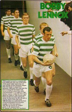 Bobby Lennox article 1972