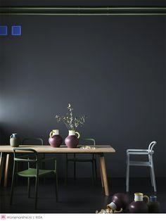 in oktober lanceert IKEA eindelijk de producten die voortkomen uit de samenwerking met het Deense ontwerpbedrijf HAY.De collectie bevat een breed assortiment producten, van grote items zoals banken en koffietafels tot kleinere woonaccessoires zoals een nieuwe versie van de iconische blauwe IKEA tas. #IKEA #HAY #scandinavisch #design #scandinavian #interior #interieur #wonen