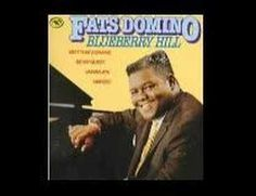 Fats Domino - Blueberry Hill ... Haven't heard this in awhile...so so many great memories attached with this tune!!! .. Love It !!!