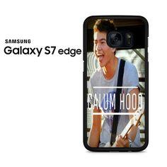 Calum Hood 5sos Cover Samsung Galaxy S7 Edge Case