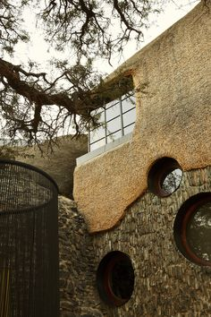 Gallery of The Nest / Porky Hefer Design - 38 Eco Architecture, Vernacular Architecture, Nest Building, Namib Desert, Cultural Experience, Off The Grid, African Design, Facade, Exterior