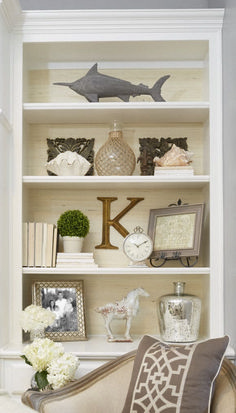Nice Bookshelf Styling For Decoration Idea (3)