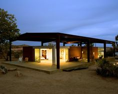 Lloyd Russell AIA: Rimrock Ranch House