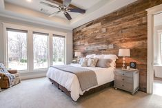 15 Farmhouse Style Master Bedrooms to Inspire your Design & Decor