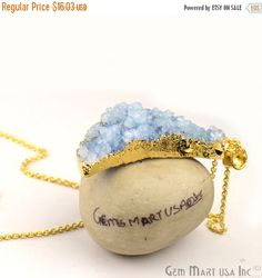 Mothers Day 40% OFF One Of A Kind Beautiful Druzy by GemMartUSA