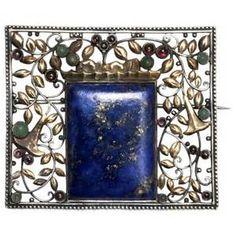 Josef Hoffman jewellery - Bing images