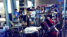 "20130628 李科穎《鄧麗君 甜蜜蜜》 高畫質 1080p HD Jazz Drummer ""Ke Ying"""