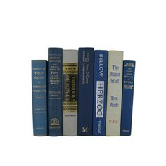 Blue Vintage Books, Old Books, Home Decor, Book Sets, Vintage Wedding Decor, Book Lover Gift, Photo Props, Book Stack, Book Collection  #DecadesofVintage #vintagehomedecor #booksbycolor #decorativebooks #homedecor #vintagebookdecor #vintagebooks #bookhomedecor #oldbooks #bookshelfdecor