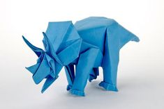Origami at the Museum