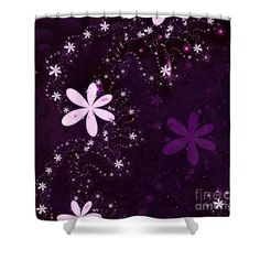 Making Wishes Shower Curtain