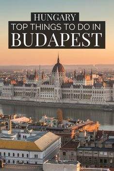 Discover the top things to do in Budapest with our American's guide to Europe. Explore Budapest Hungary on foot, from the old town, the chain bridge to the shopping and nightlife. Travel to Budapest in winter for one of Europe's best Christmas markets. For the best Budapest photography tips head to Castle Hills with views across the Danube and parliament. Find our top Budapest tips in our one stop guide to Budapest Hungary. #ShoppingTravel #NightlifeTravel