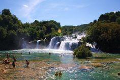 (Things to do in Split) Visit Krka National Park http://www.npkrka.hr/#/pocetna/?lang=eng&p=