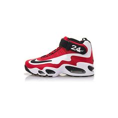 AIR GRIFFEY MAX ONE - White - NIKE | Jimmy Jazz ❤ liked on Polyvore