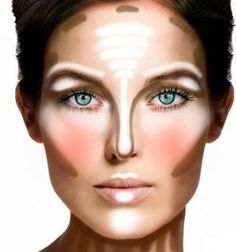 Μάθε να κάνεις κοψίματα και γωνίες στο πρόσωπό σου με το σωστό μακιγιάζ!