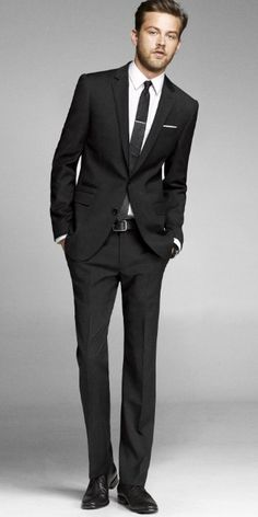 always thought i wanted a grey suit for hubby, but this looks great