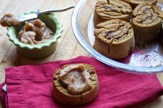 Frosted Cinnamon Buns (AIP Friendly)