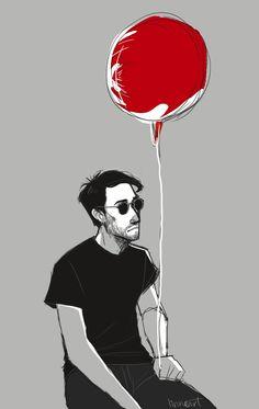 Marvel Vs, Marvel Fan Art, Marvel Comics, Daredevil Matt Murdock, Daredevil Punisher, Netflix Marvel Series, Netflix Daredevil, Comic Pictures, Defenders