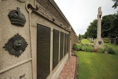 The Gretna Memorial in Edinburgh's Rosebank Cemetery contains 270 First World War burials. Most died in the Gretna railway disaster, when two trains collided at Quintinshill Junction near Gretna on May 22, 1915, killing 210 officers and men of the 1st/7th Royal Scots on their way to embark for Gallipoli. Victims of the disaster are buried in the Memorial Ground.During the war, the port of Leith in Edinburgh was used by hospital ships from north Russia and about 4,500 officers and men passed ...