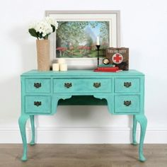 Etsy find: Ruby Rhino's eclectic furniture Eclectic Furniture, Refurbished Furniture, Cabinet Furniture, Upcycled Furniture, Furniture Makeover, Vintage Furniture, Painted Furniture, Home Furniture, Furniture Ideas