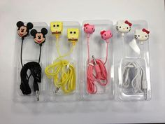I WANT THE MICKEY ONES!!!!