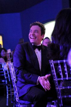 Jimmy Fallon @ the American Museum of Natural History's annual Fall gala, NYC.