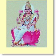 Explore the 8 Forms of Lakshmi: Vidya-Lakshmi