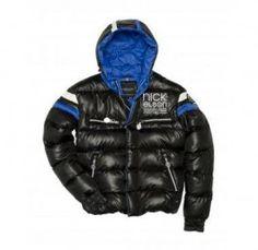 Nickelson Fabio Jacket Black Winter 2012 Collection