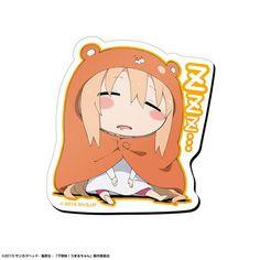 "AmiAmi [Character & Hobby Shop] | Himouto! Umaru-chan - Magnet Sheet: Design 11 (Umaru Doma) ""Oyasumi""(Released)"