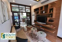A well-designed home is a balanced home!  Create balance in your home by arranging a series of objects, make same spaces in between, emphasize the individual beauty of each subject and regard the space that seperates them.  #SouthForbes #Floodfree #Laguna #Cavite #Tagaytay