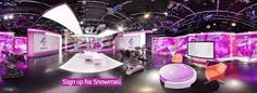 channel 4 news studio - Google Search