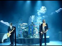 ZZ Top Live at Crossroads Eric Clapton Guitar Festival 2010 - YouTube