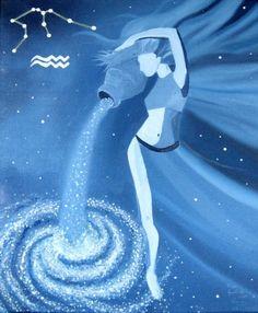 AstroSpirit / Aquarius ♒ /Air / Le Verseau