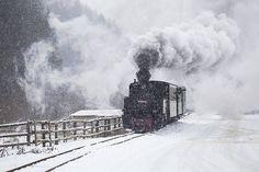 Felder, Vintage Winter, Framed Prints, Canvas Prints, Train Tracks, Gloss Matte, Photo Wall Art, Poster Size Prints, Photo Puzzle