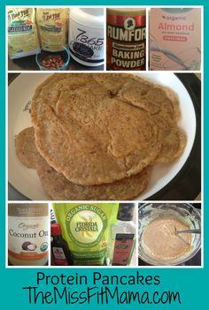 Protein Pancakes Recipe – Vegan, Gluten Free
