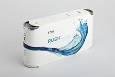 RAIN Energy Drink 'RUSH'? - http://www.purpledropteam.com/blog/2015/08/28/was-verheimlicht-rain/
