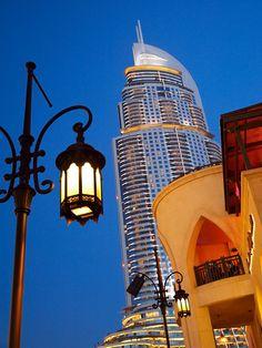Downtown Dubai, Dubai, UAE