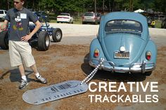 Featured Creative Geocaching Trackable