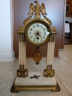 Ornate Mantel Clocks | 1000x1000.jpg